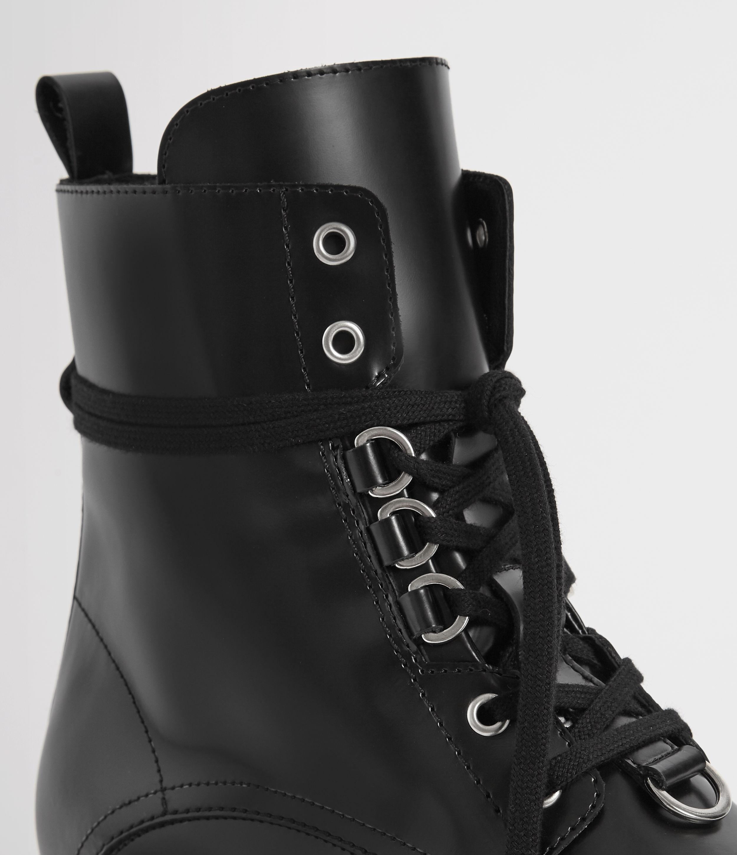 c36a68b11f0867 Lyst - AllSaints Lira Boot in Black