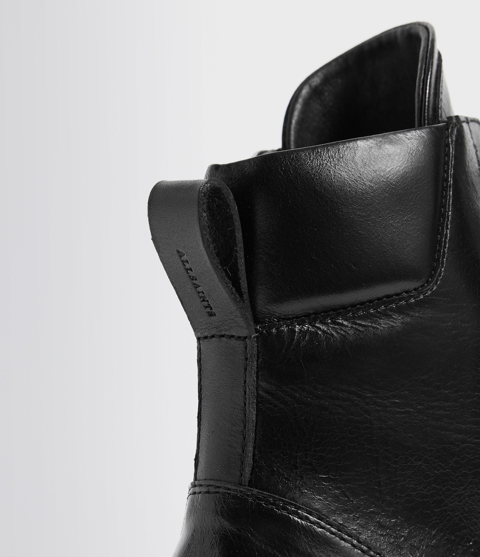 1500ad7dc84d93 Lyst - AllSaints Franka Boot in Black
