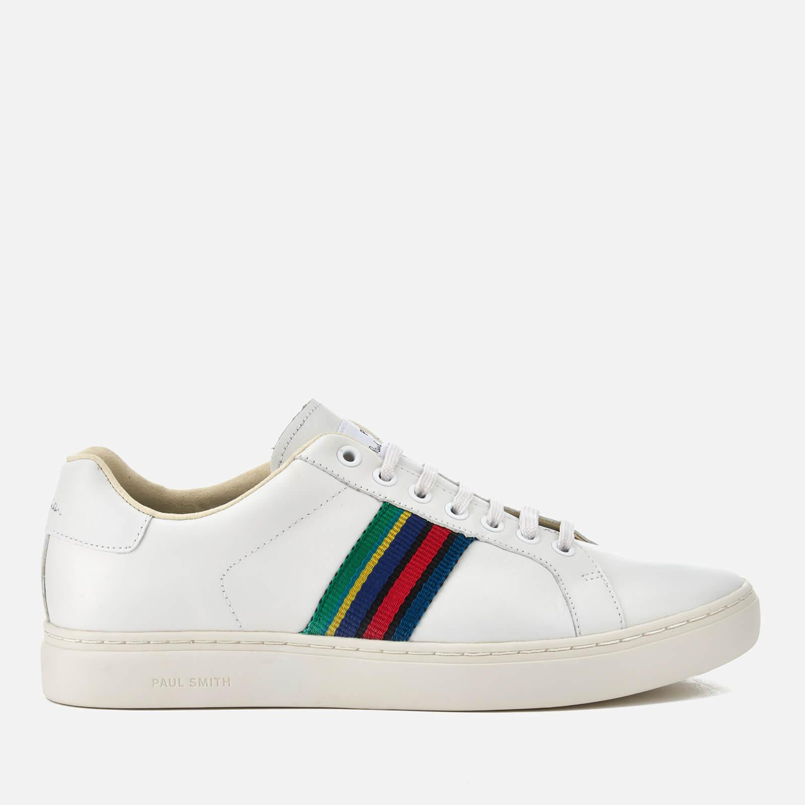 Paul Smith Women's Lapin Suede Striped Trainers - - UK 6 klrls1