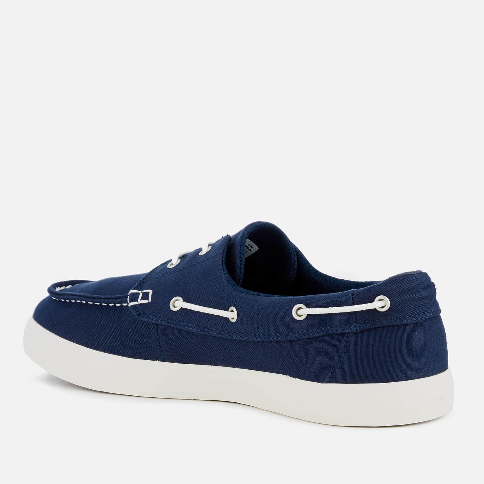 Blue canvas 'Union Wharf' boat shoes 2014 unisex sale online ebay cFh4bekz