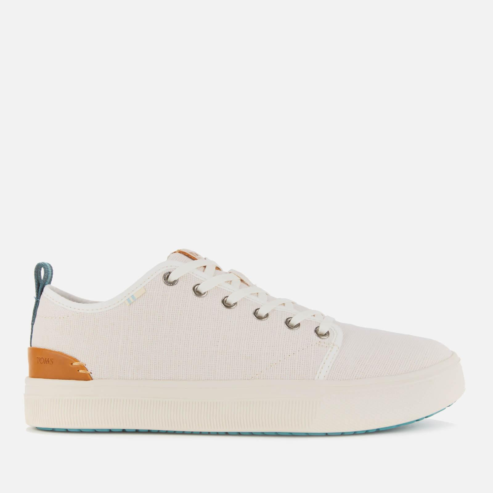 191ee24380f Lyst - TOMS Trvl Lite Low Trainers in White for Men