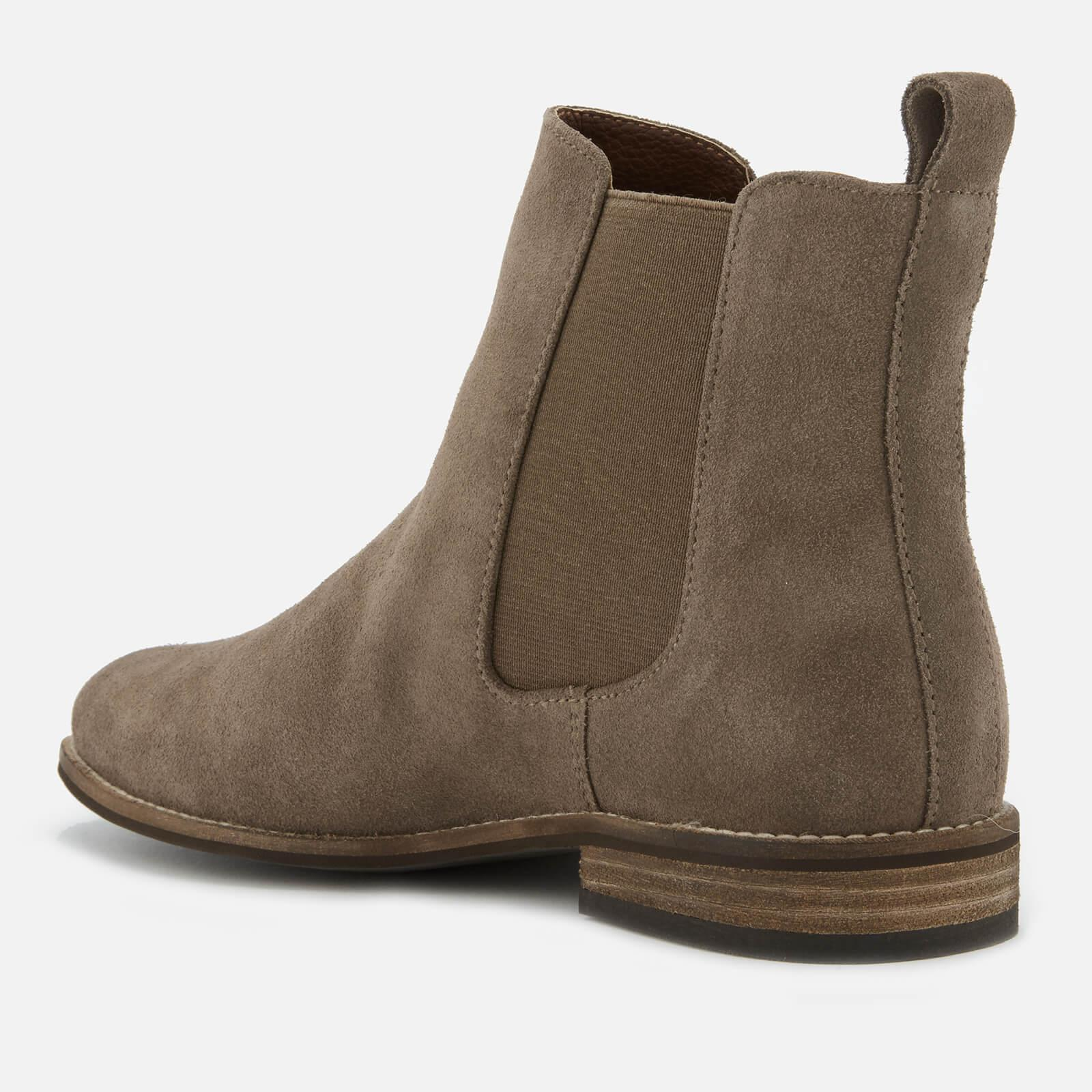1073ea6855465 Superdry Millie-lou Suede Chelsea Boots in Brown - Save 28% - Lyst