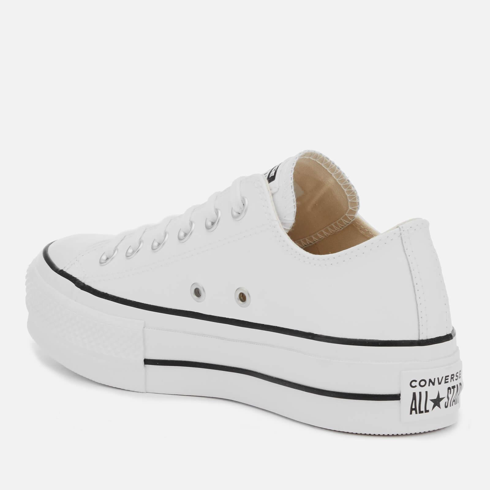 Ox Lift Trainers Taylor Clean White Converse Lyst In Chuck Star All w4FnIYq