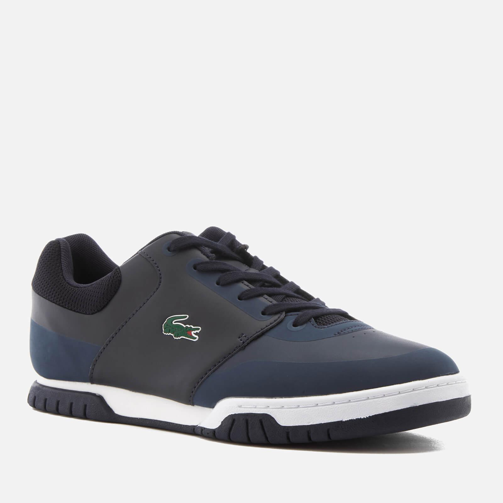 400553b81 Lacoste Indiana Evo 316 Trainers in Blue for Men - Save 50% - Lyst