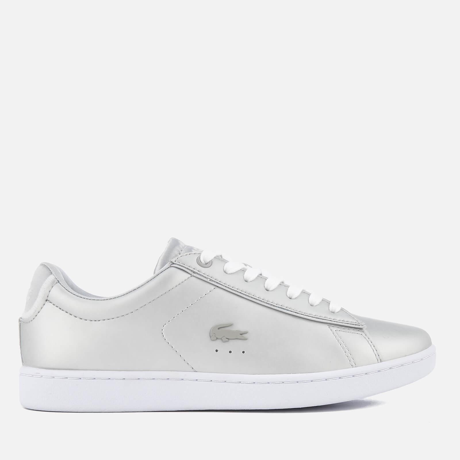 720c55a527a1e9 Lacoste. Women s Metallic Carnaby Evo 118 1 Leather Trainers. £80 £40 From  AllSole