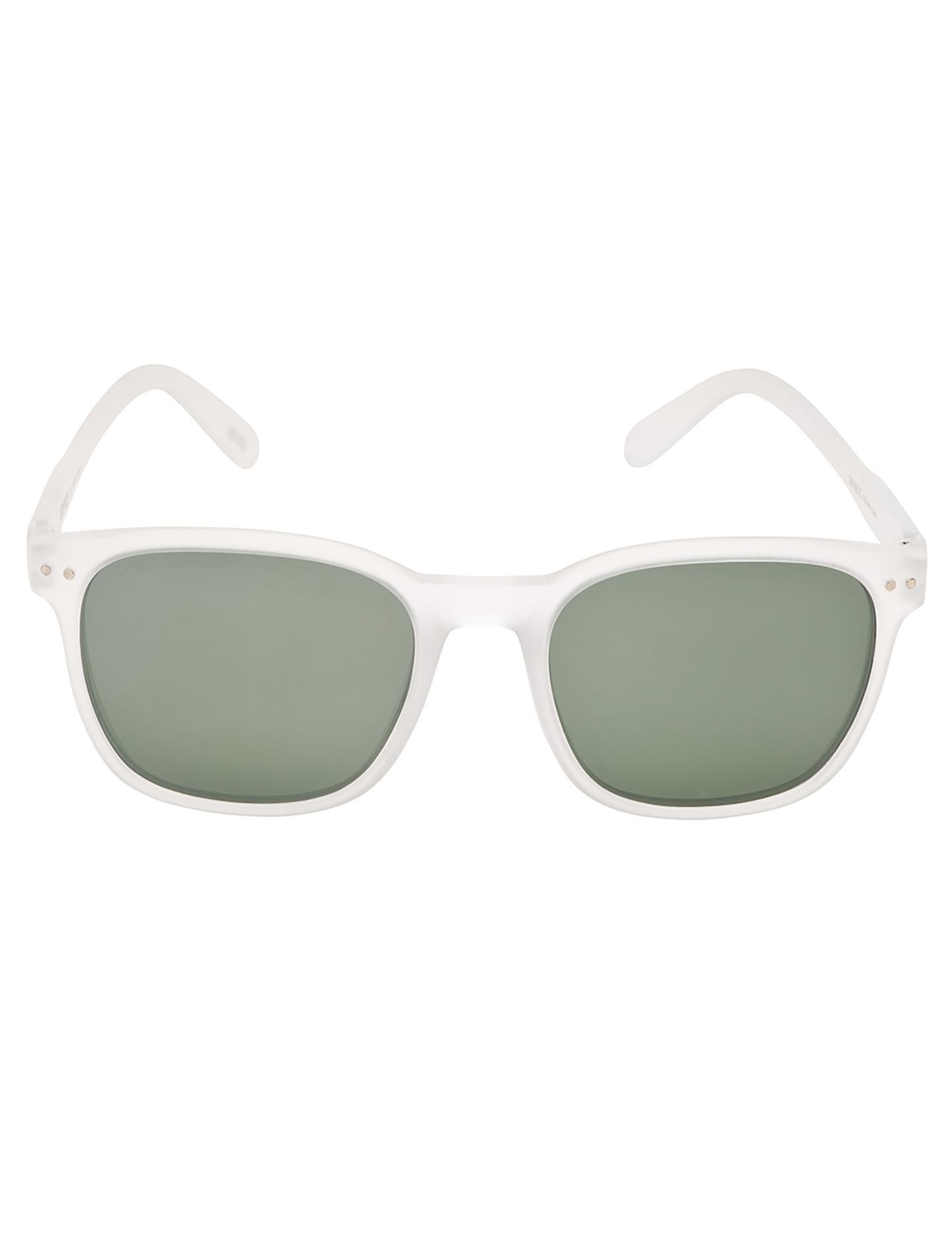 da6635ef7448a Alternative Apparel. Women s White Izipizi Sun Nautic Polarized Sunglasses