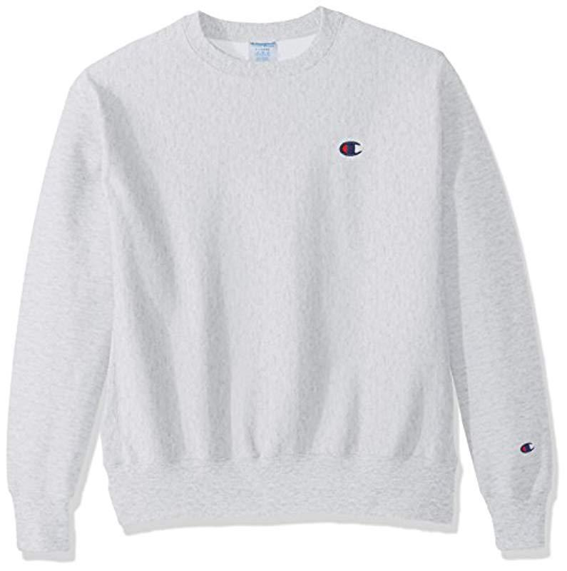 ec5a65acb4b4 Lyst - Champion Reverse Weave Sweatshirt in Gray for Men