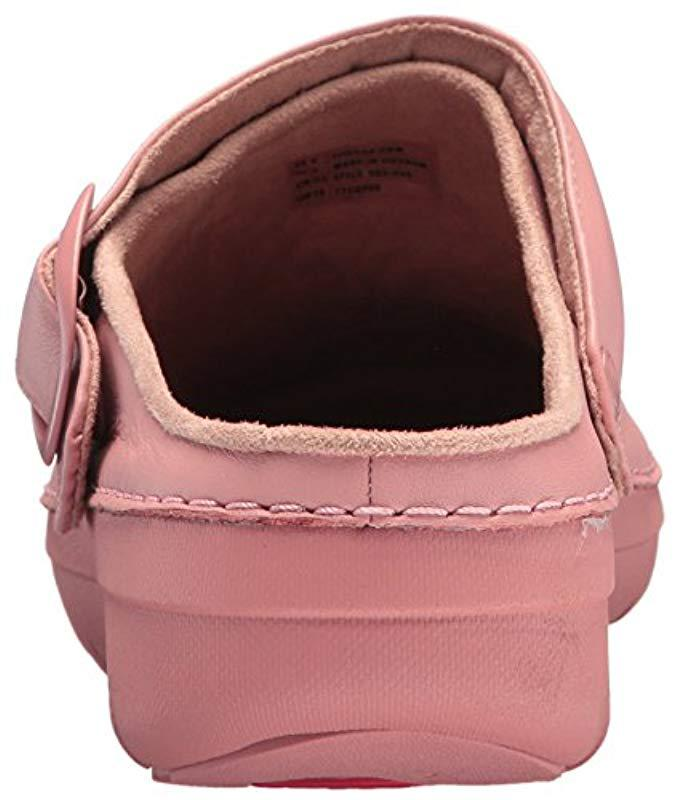 76572b7ca224 Lyst - Fitflop Gogh Pro Superlight Medical Professional Shoe in Pink - Save  3%