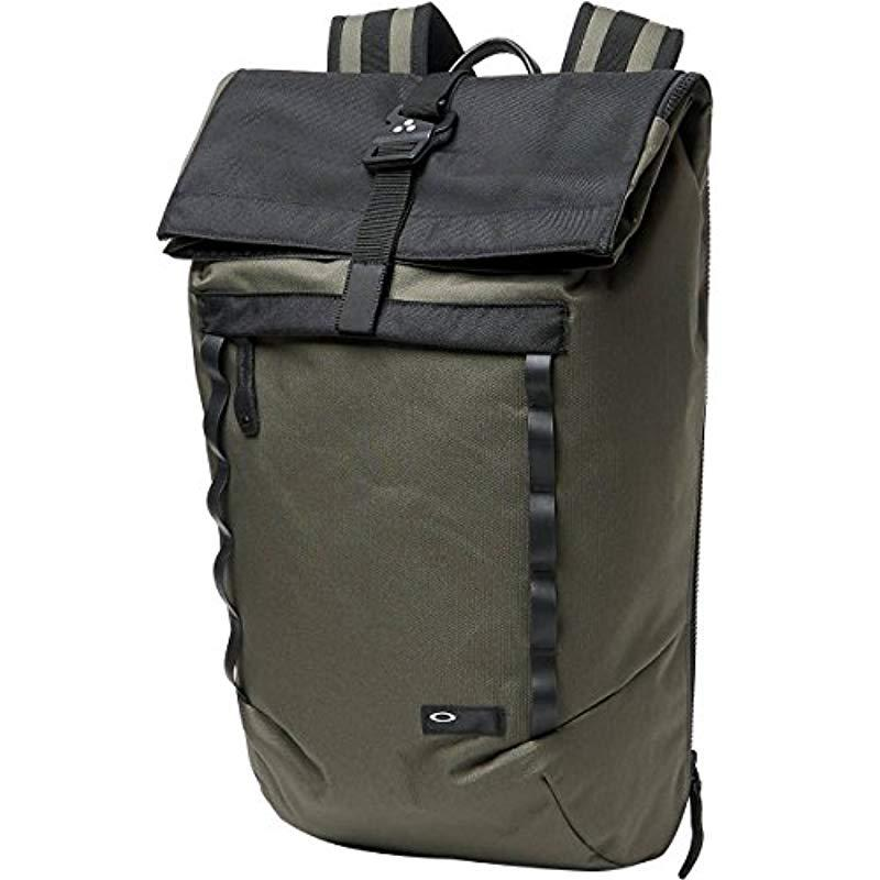 aa3be38a11c Lyst - Oakley Voyage 23l Roll Top Backpack for Men - Save 35.0%