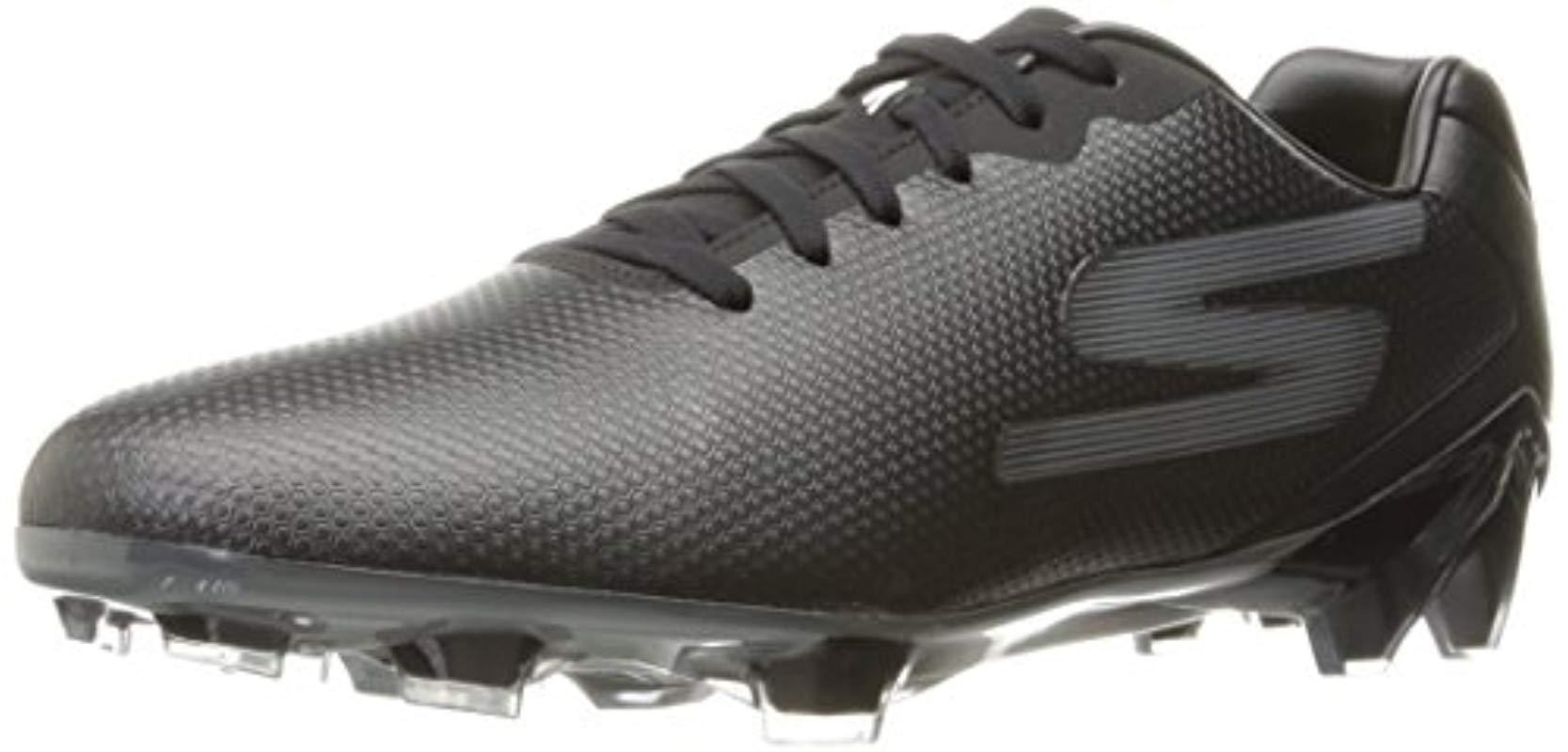 226bf5a5b5ed Skechers Performance Go Galaxy Fg Soccer Cleat Shoe in Black for Men ...