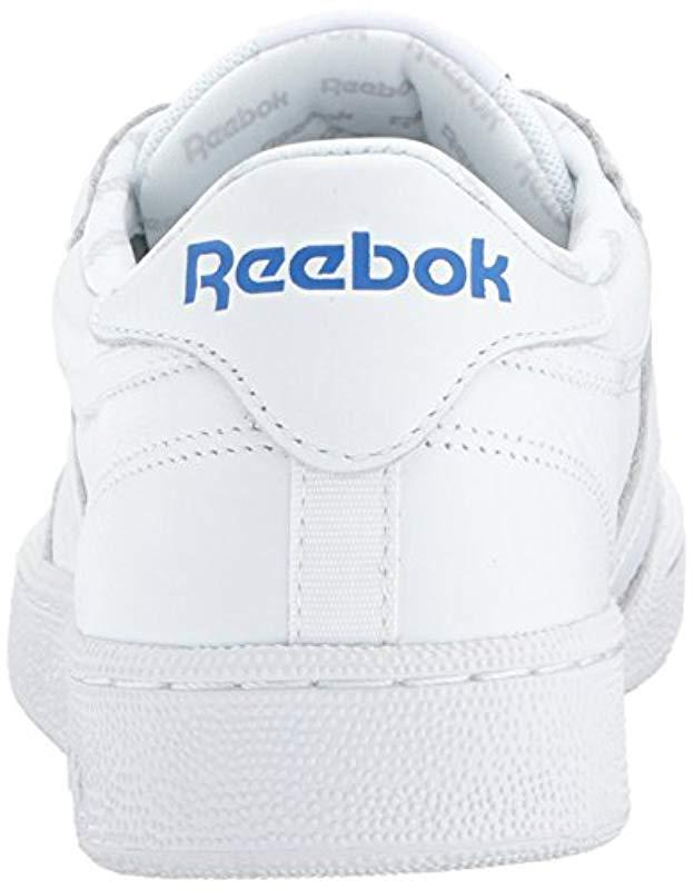 c31116659fec08 Lyst - Reebok Club C 85 So Fashion Sneaker
