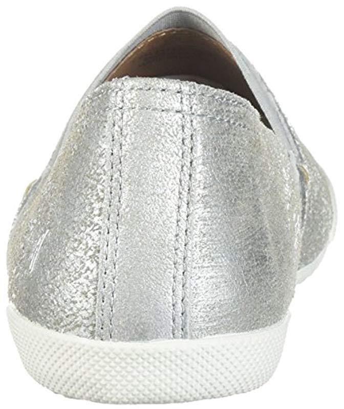 9d5949bd77 Lyst - Frye Melanie Slip-on Fashion Sneaker in Metallic