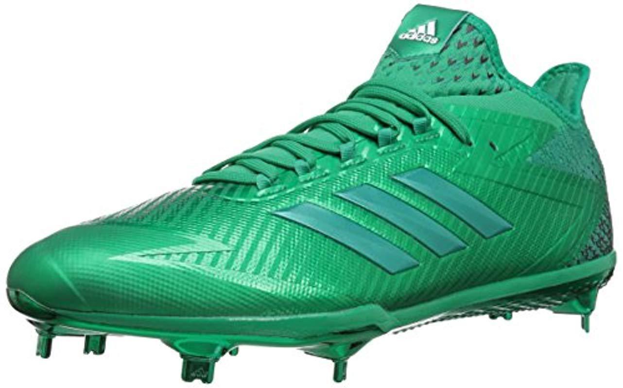 ab9cfd9ad84cdf Lyst - adidas Performance Adizero Afterburner 4 in Green for Men