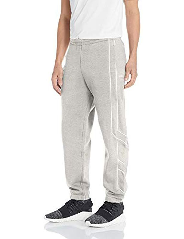 a5a39d2d6521 Adidas Originals - Gray Originals Eqt Outline Trackpants for Men - Lyst.  View fullscreen