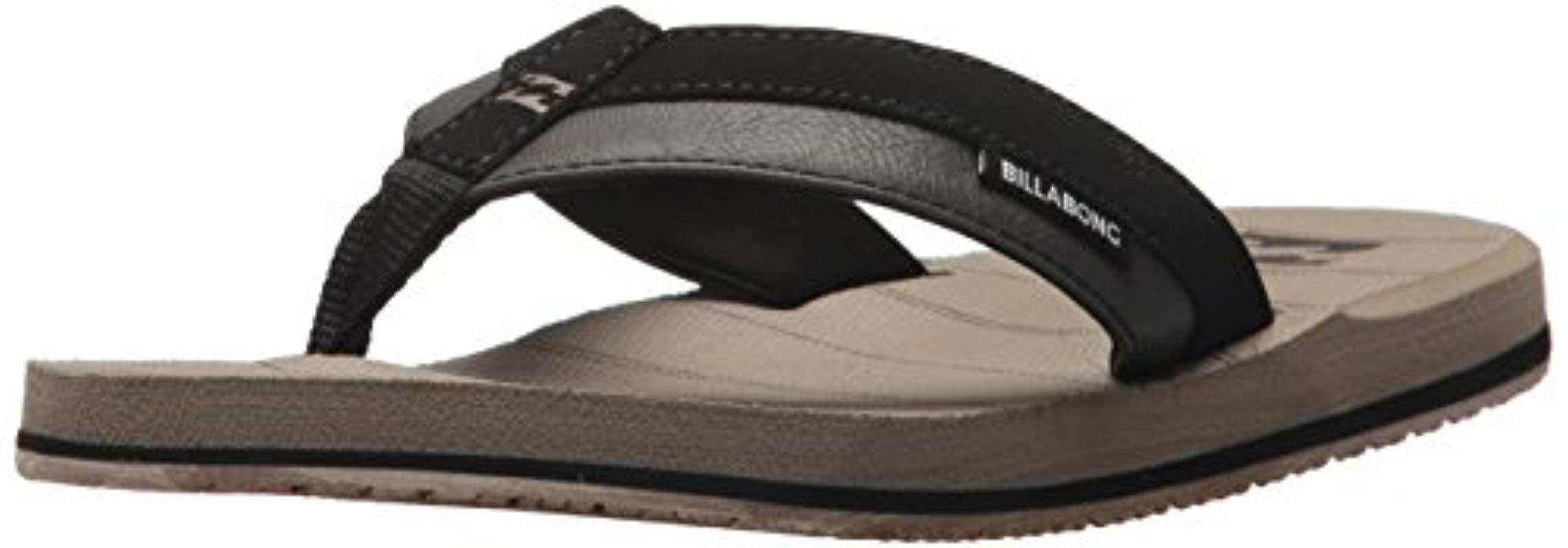 bd749643d43bc Lyst - Billabong All Day Impact Print Sandal Flip-flop for Men