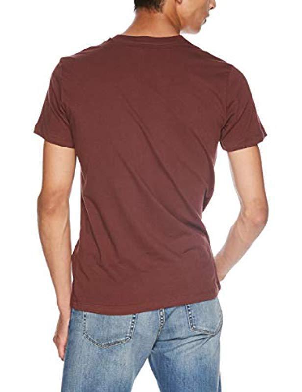 311eab34 Lyst - DIESEL Umlt-jake T-shirt in Red for Men