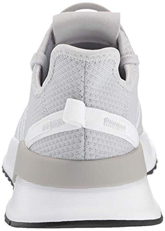 18718cc6e0837 Adidas Originals - Gray U path Running Shoe - Lyst. View fullscreen