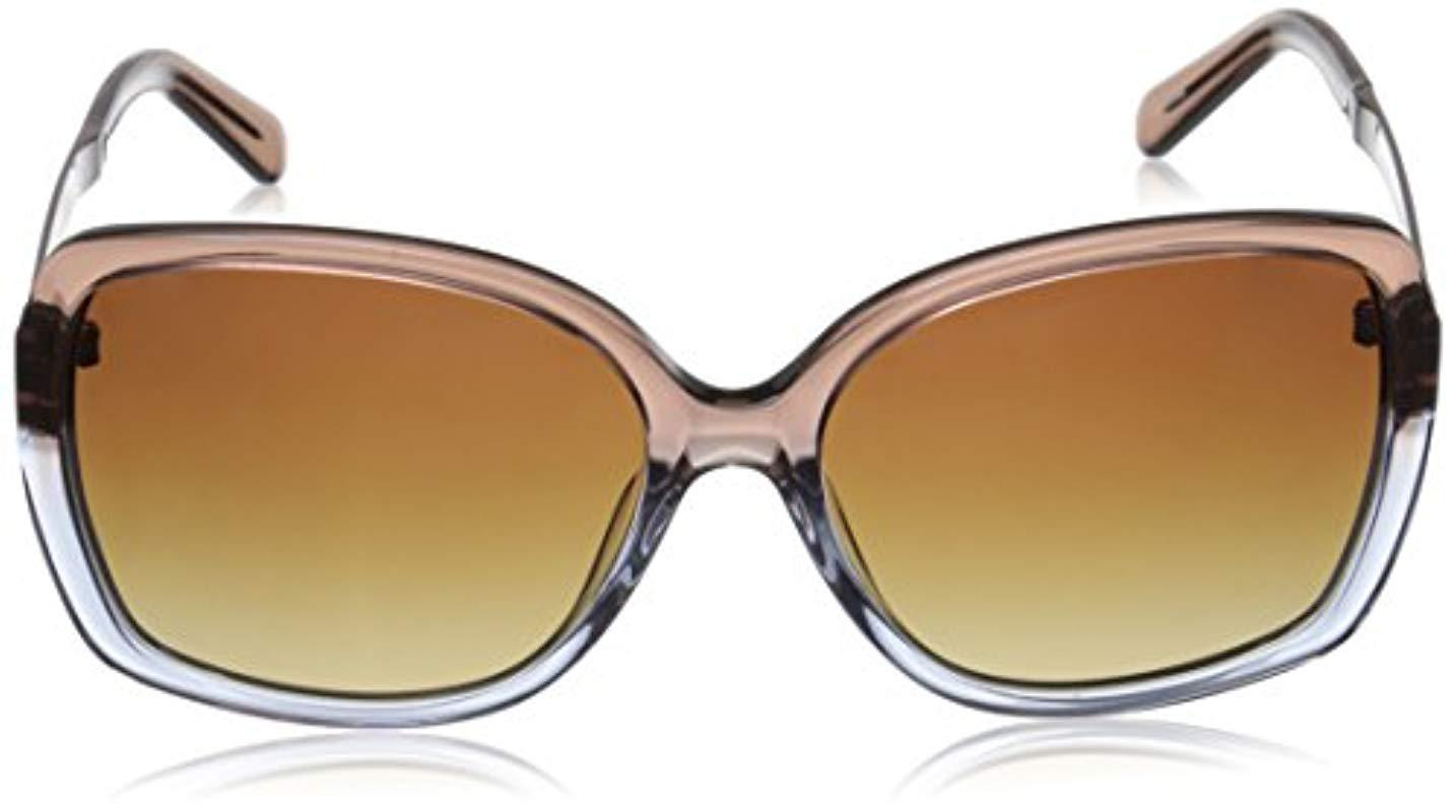72e7e4aefd ... Kate Spade Darilynn Polarized Square Sunglasses - Lyst. View fullscreen
