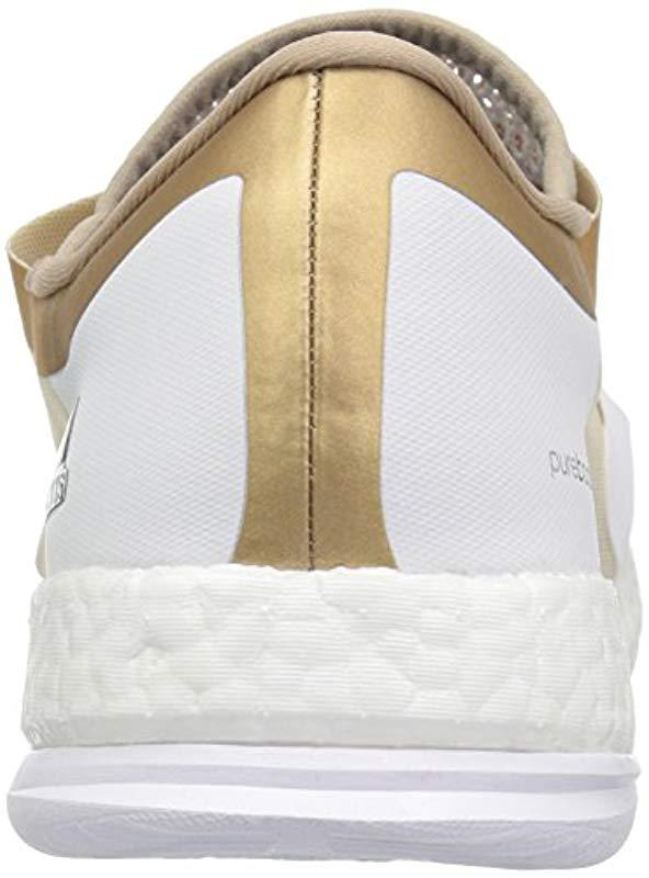 034b709b646e1 Lyst - adidas Pureboost X Tr Zip Running Shoe - Save 51%