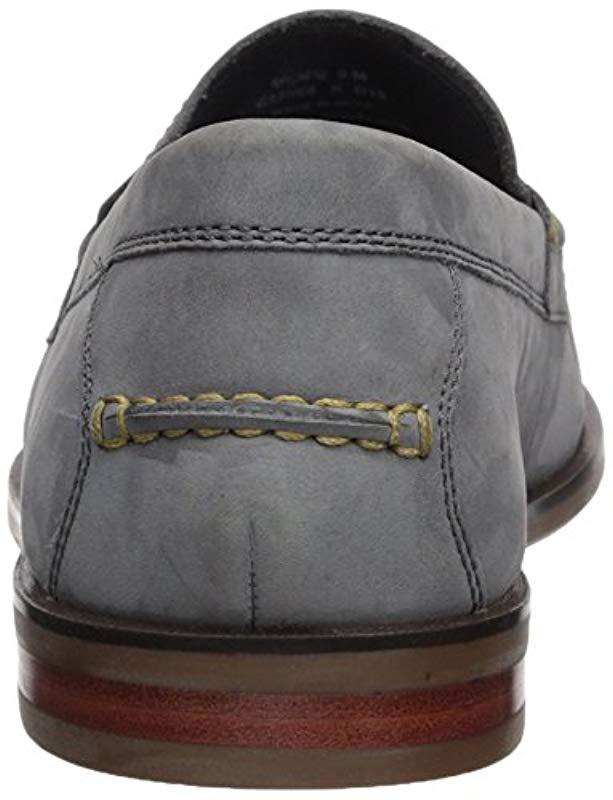 46bc8bc5d35 Lyst - Cole Haan Pinch Friday Contemporary Penny Loafer in Gray for Men -  Save 30%