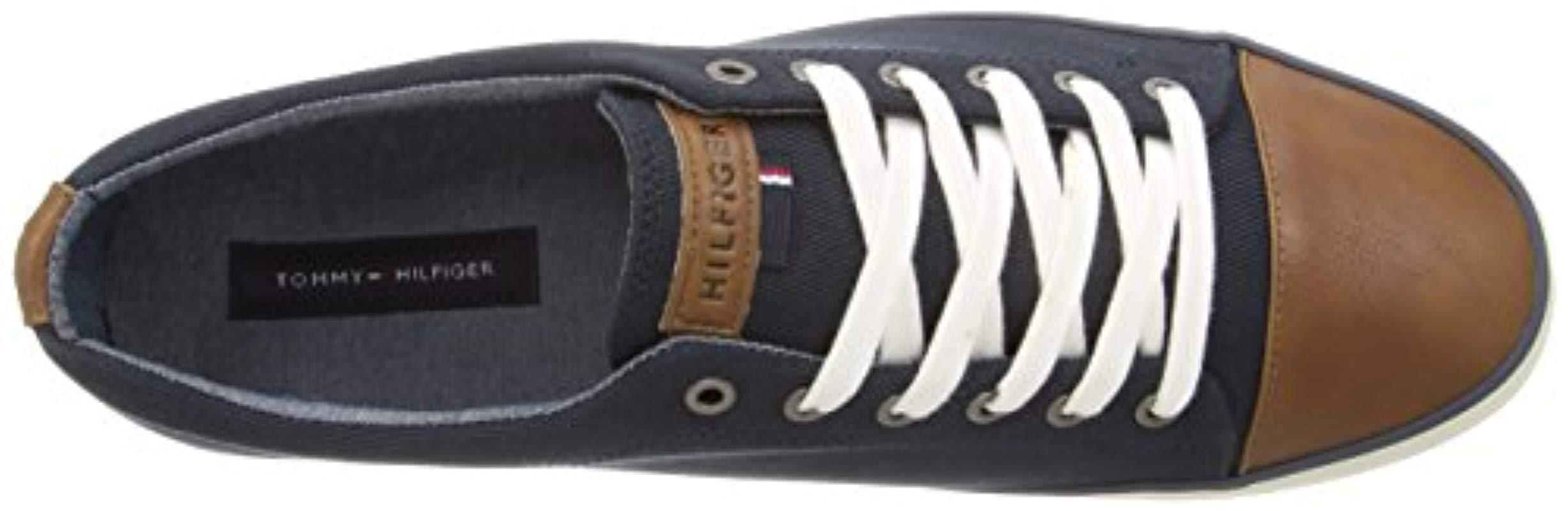 890ec008094f0 Tommy Hilfiger - Blue S Parma Low Top Lace Up Fashion Sneakers for Men -  Lyst. View fullscreen