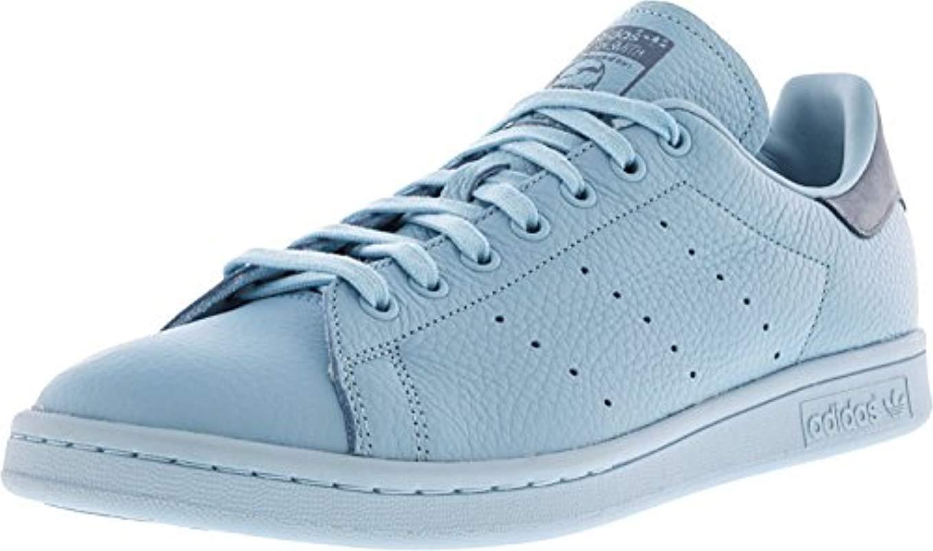 Lyst - adidas Originals Stan Smith Vulc Running Shoe in Blue for Men 989807c08