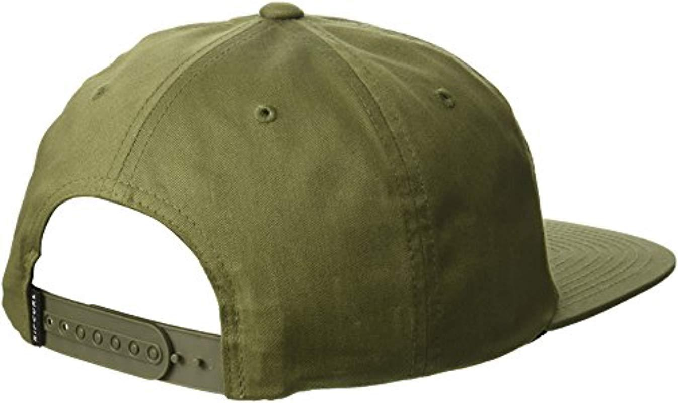 Lyst - Rip Curl Suspension Snapback in Green for Men - Save 18% 02ca309f92d