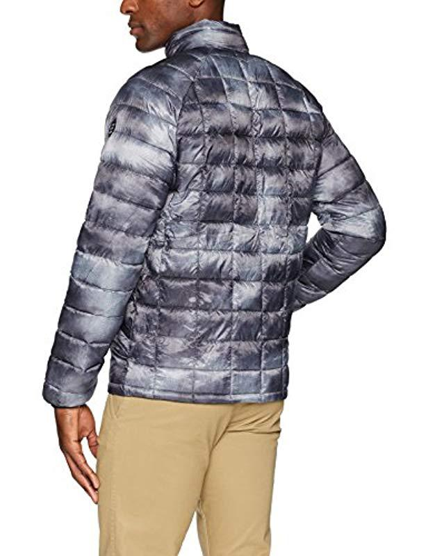 20e6ccd8e62 Lyst - Quiksilver Release Jacket in Gray for Men - Save 37%