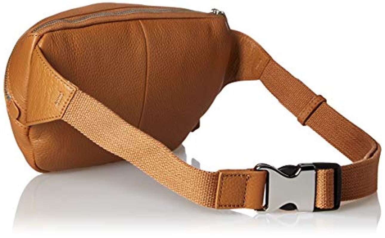 79c4c6b91cba Ecco - Brown Sp 3 Sling Bag - Lyst. View fullscreen