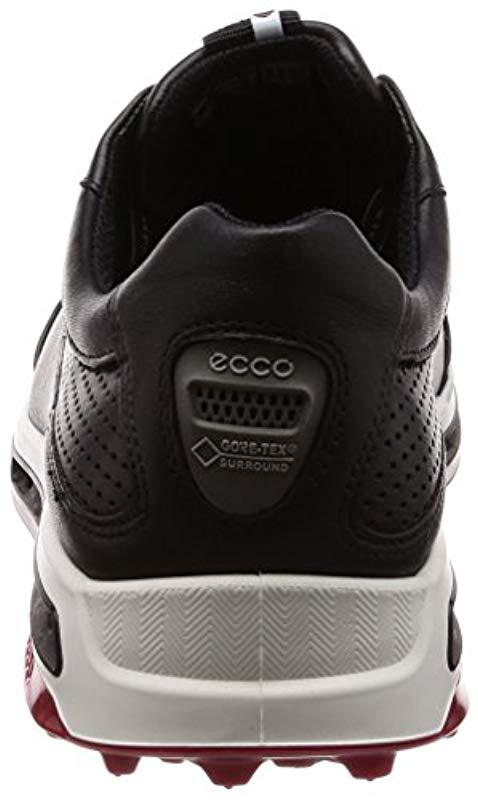 a5ed23d2de2a Lyst - Ecco  s M Golf Cool Pro Shoes in Black for Men - Save 30%