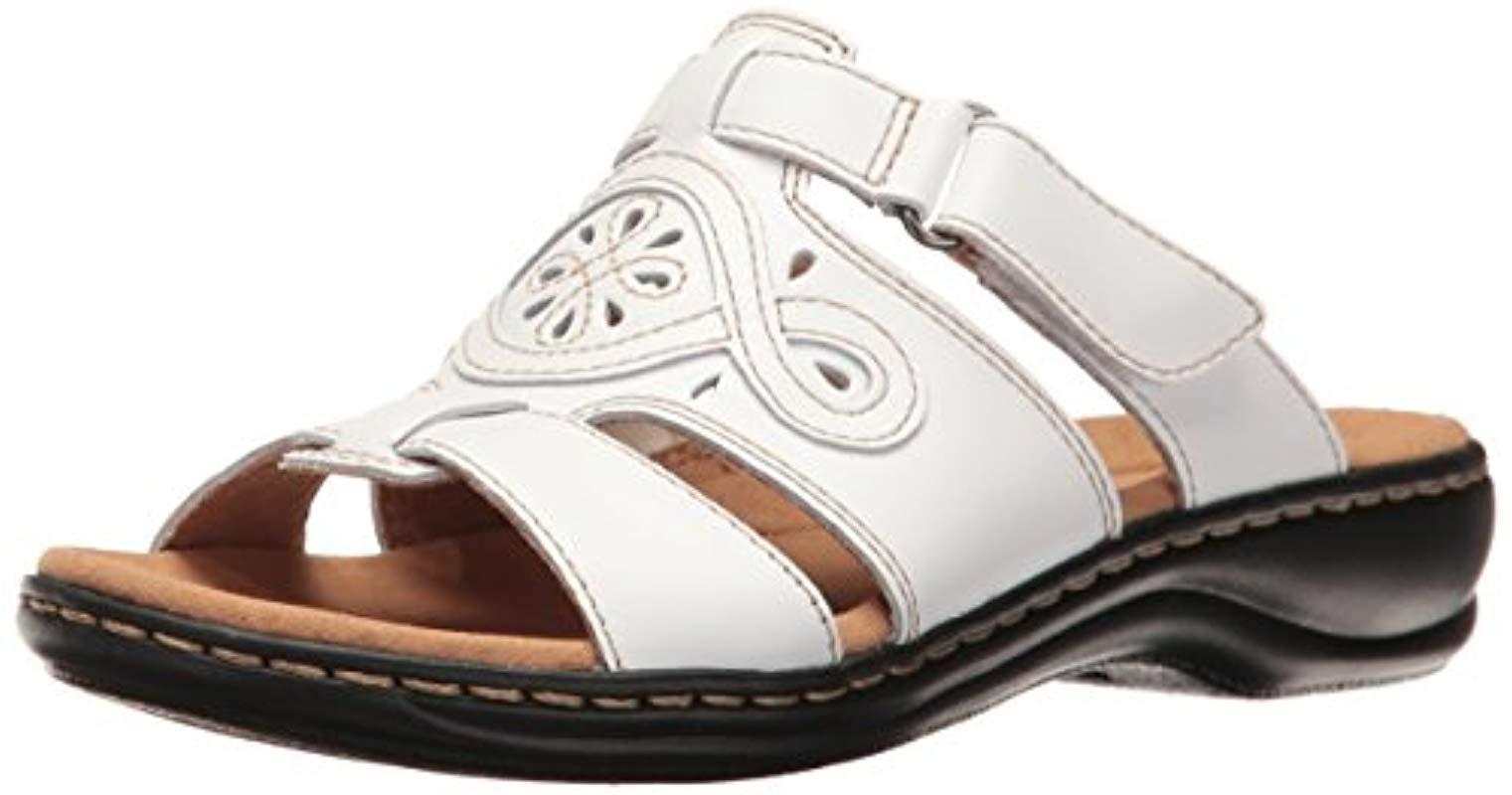 fabe9ebac Clarks. Women s Leisa Higley Slide Sandal