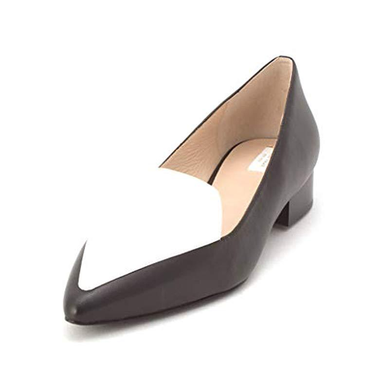ec023898aaf7 Lyst - Cole Haan Dellora Skimmer Ballet Flat in Black - Save 28%