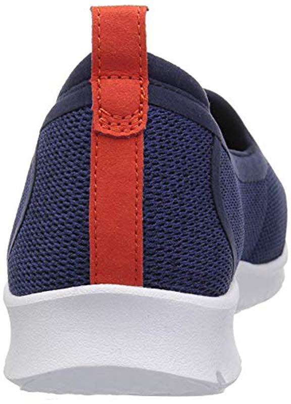 6967516e245 Clarks - Blue Step Allena Lo Loafer Flat - Lyst. View fullscreen