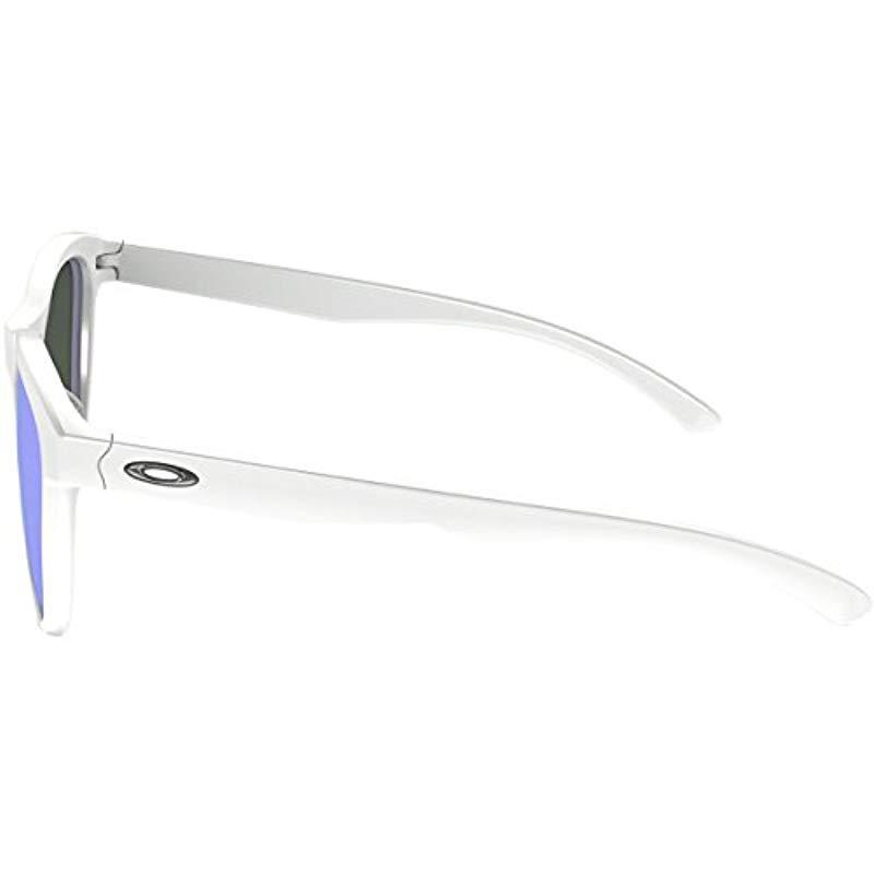 4babd2fda1 Lyst - Oakley Sonnenbrille Moonlighter (oo9320) in White