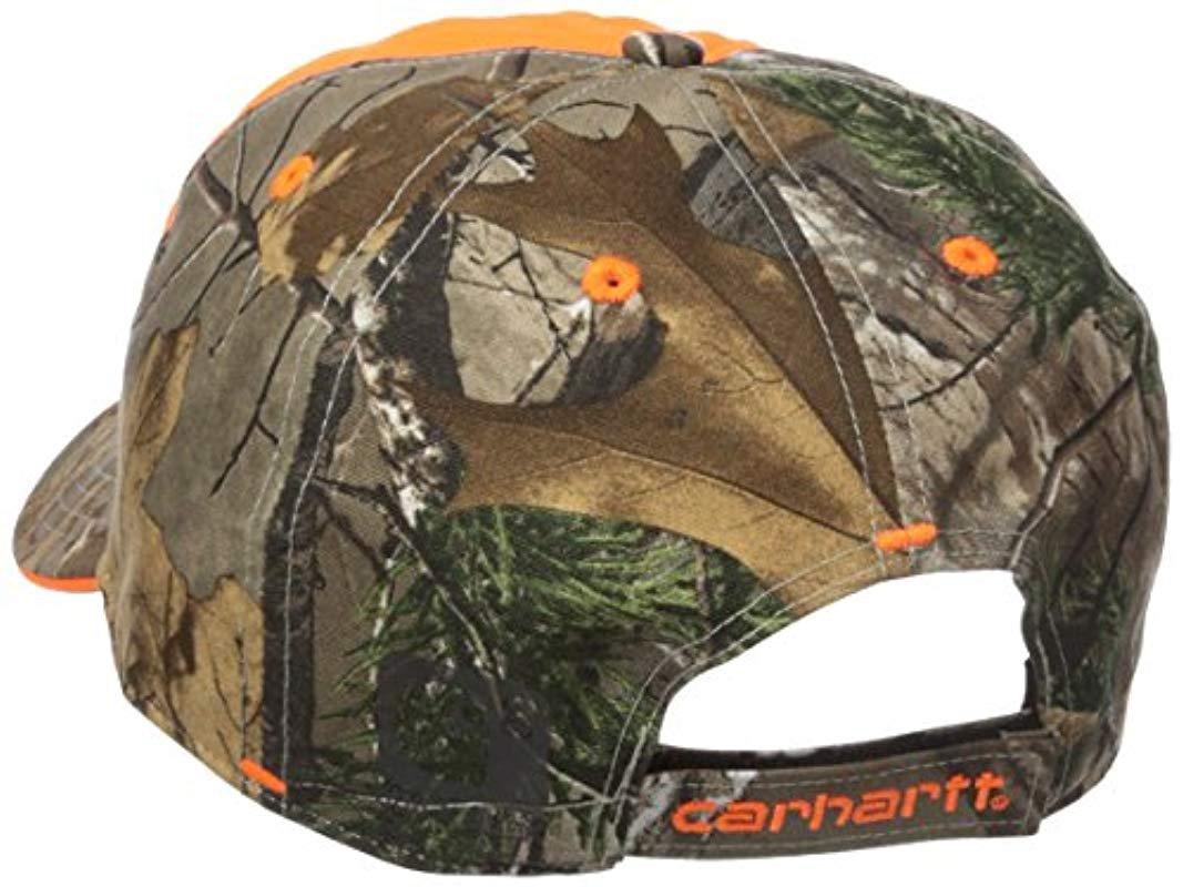 0e1eb6090fb Carhartt - Multicolor Upland Quilted Cap for Men - Lyst. View fullscreen