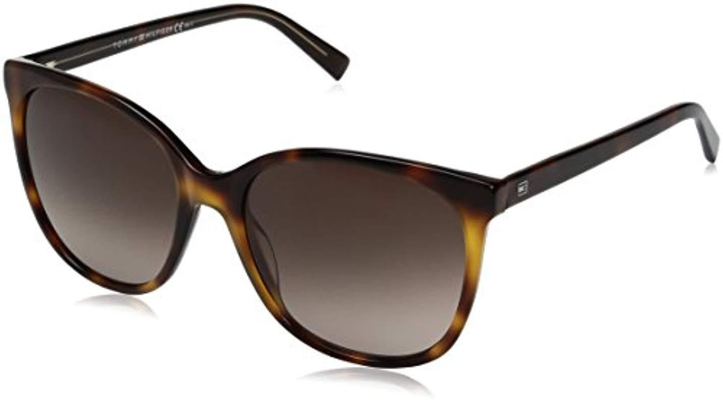 f3710003118 Lyst - Tommy Hilfiger Th1448s Square Sunglasses