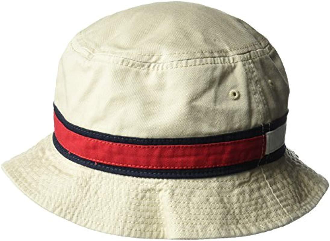 de7483ec2441a ... inexpensive tommy hilfiger. mens dad hat flag bucket cap 9c213 7fc4d uk  mcm ...