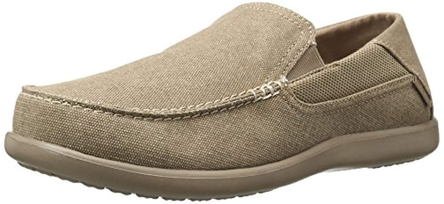 f8a90bf650f Crocs™. Men s Natural Santa Cruz 2 Luxe ...