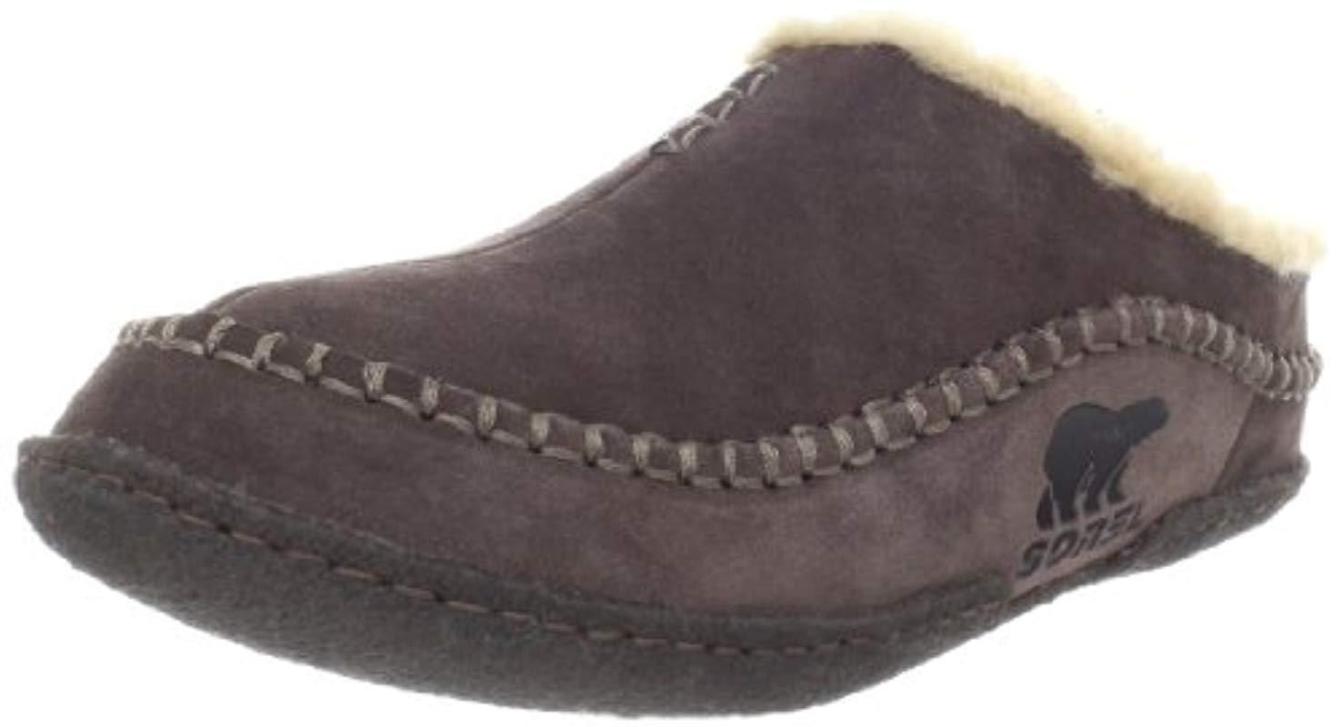 997551494af Lyst - Sorel Falcon Ridge Slipper S for Men - Save 33%