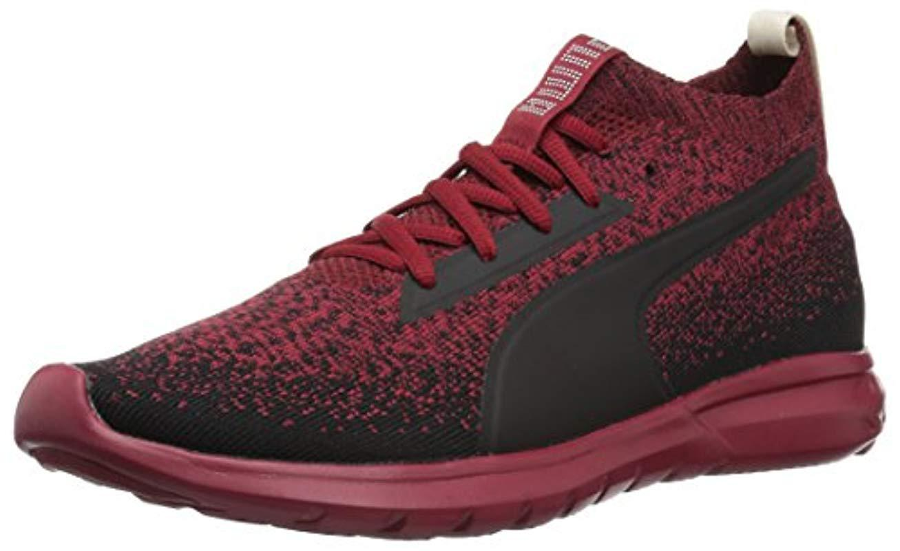2b0bfbcc4d3 PUMA. Men's Red Vigor Evoknit Fs Sneaker. $70. From Amazon Prime