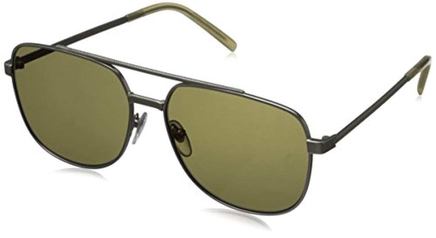 5a27aedab26cb Lyst - Jack Spade Harvey Rectangular Sunglasses for Men