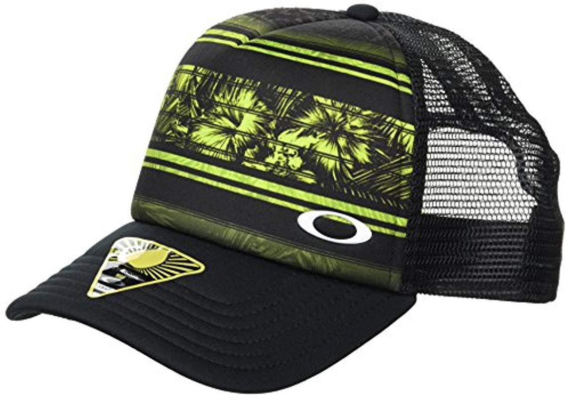 eb34c0f3af28b5 Oakley Mesh Sublimated Trucker Hat for Men - Lyst