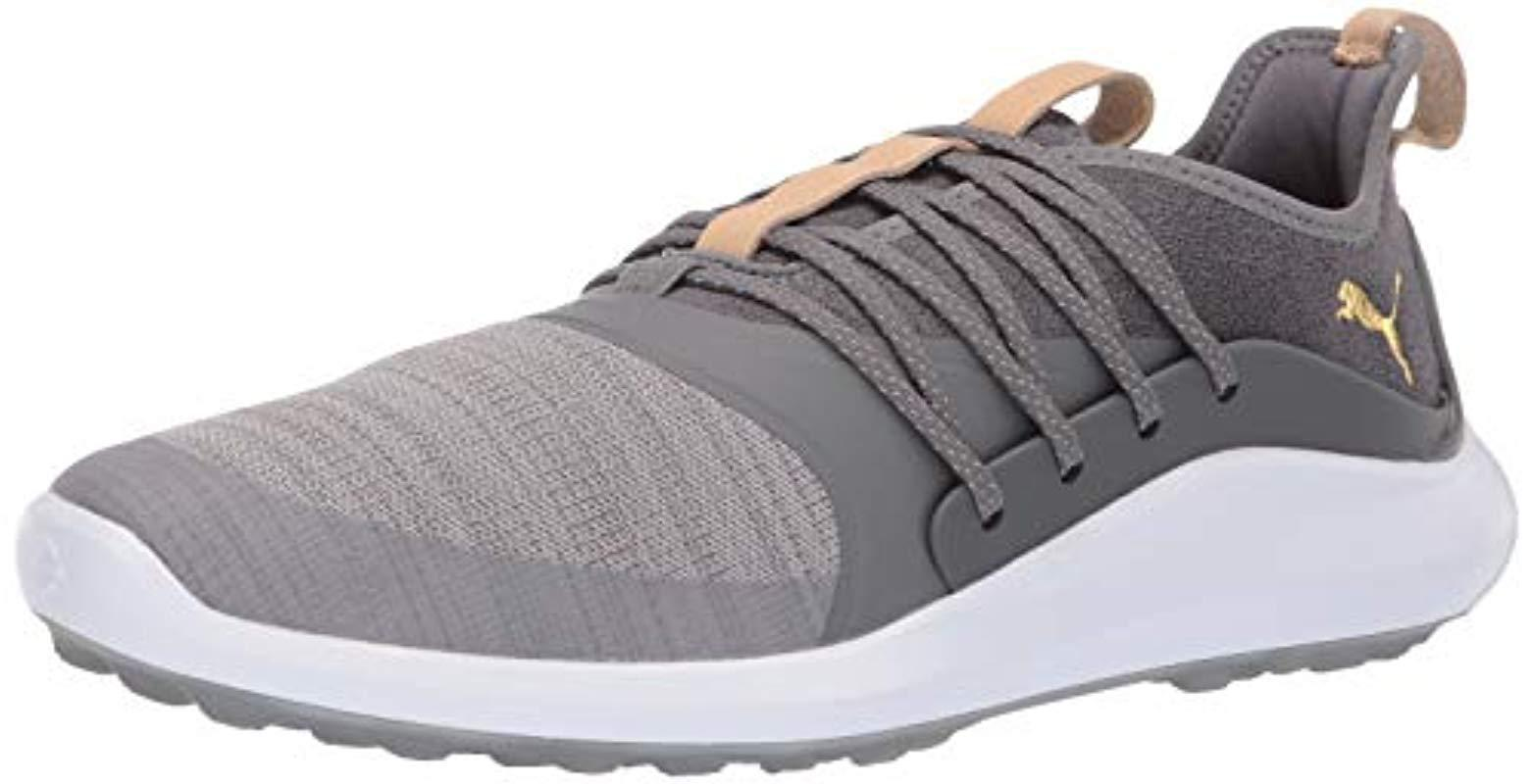 9a7eb36a427e Lyst - PUMA Ignite Nxt Solelace Golf Shoe in Gray for Men - Save 29%