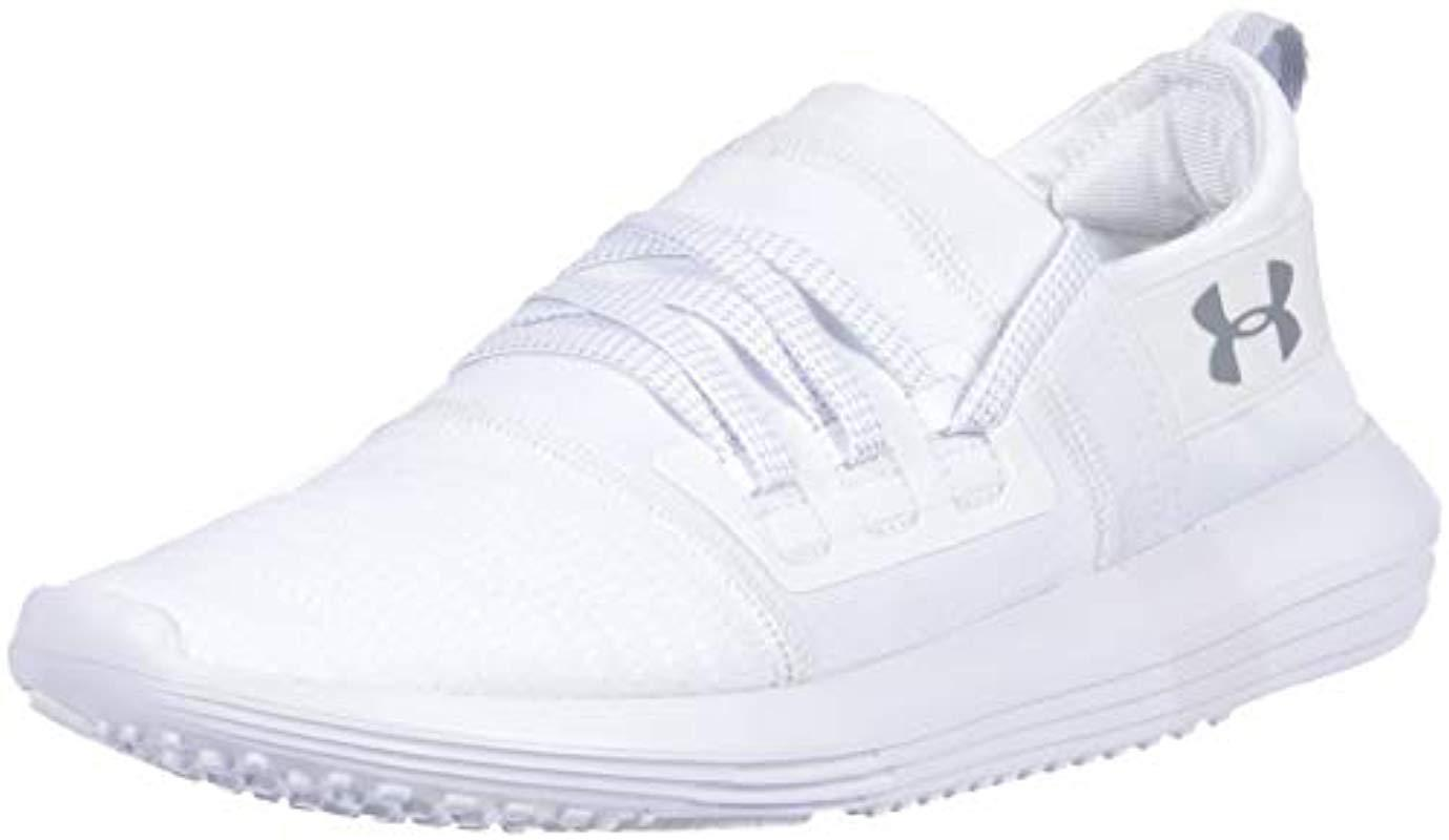 Lyst - Under Armour Adapt Sneaker in White 4ca3b4ccd