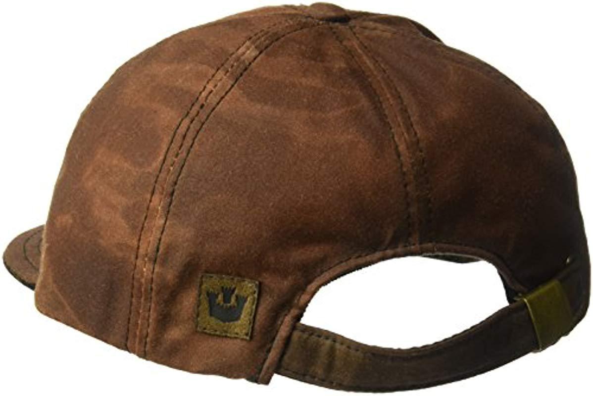 c303390c12b Tehachapi Pass Weather Resistant Baseball Cap for Men - Lyst. View  fullscreen