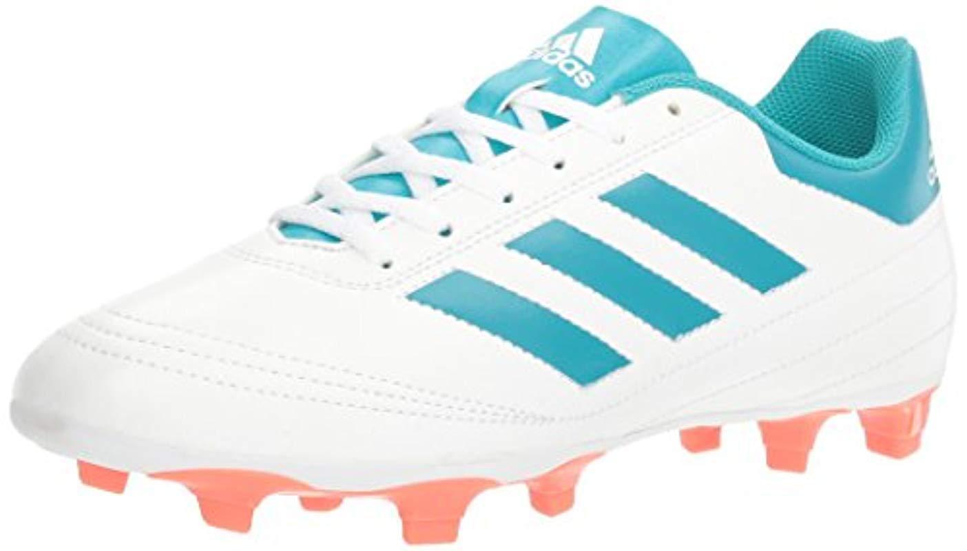 faffa4516f3 Lyst - adidas Goletto Vi Fg W Soccer Shoe in Blue