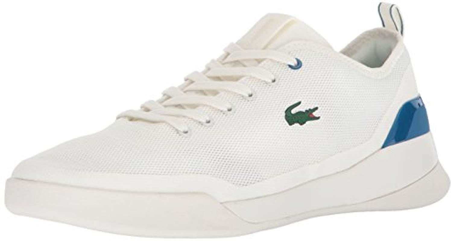 dd29ff0dce51 Lyst - Lacoste  s Lt Dual Sneakers in White for Men