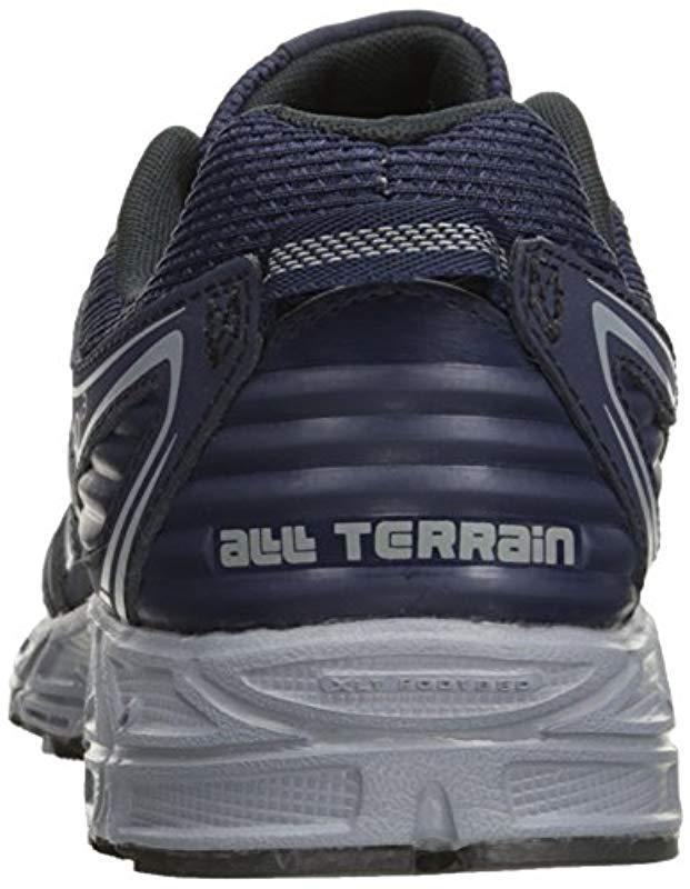 more photos 42b3a d1d7b New Balance 510v3 Trail Running Shoe in Blue for Men - Save 16% - Lyst