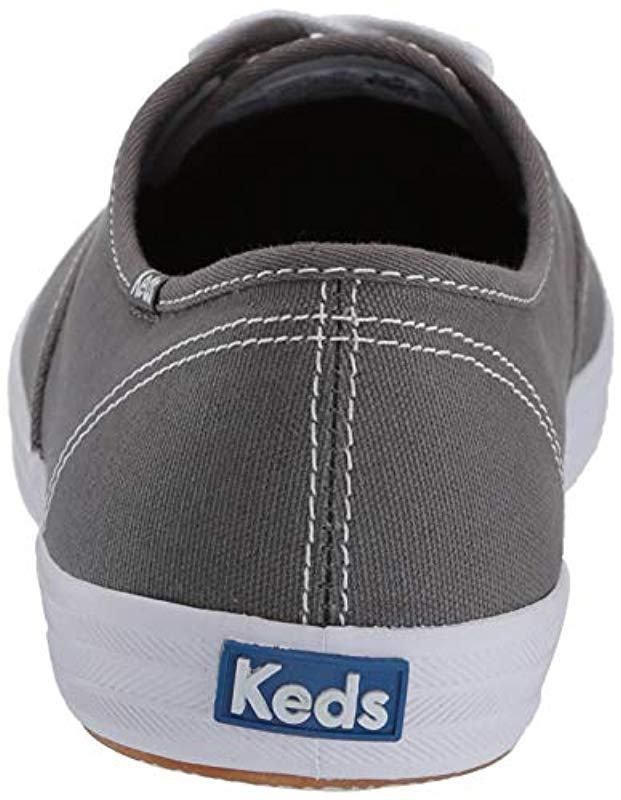2ebc3b7cbd24 Lyst - Keds Champion Original Canvas Sneaker