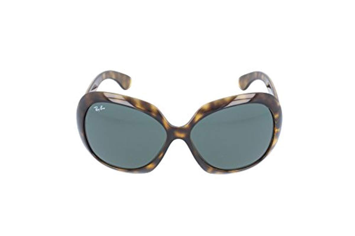 21bc6b1dd6ec2 Ray-Ban - Multicolor Rb4098 Non-polarized Jackie Ohh Ii Sunglasses - Lyst.  View fullscreen